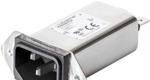Filtros RFI con entrada IEC C14 o C20