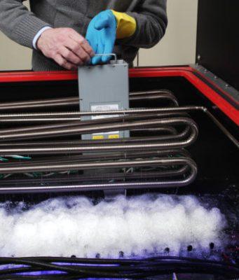 Refrigeración líquida por inmersión