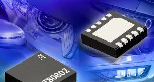 Controladores LED para iluminación en automóviles