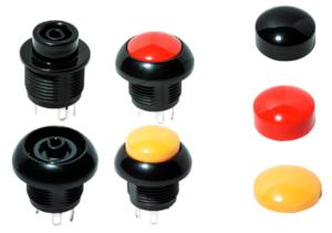 Switches de pulsador sellados
