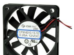 Selección del ventilador más adecuado