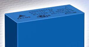 Condensadores de película para supresión de EMI
