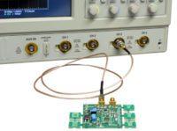 Tarjeta para evaluación de osciladores