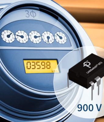 Switcher flyback con MOSFET de 900 V