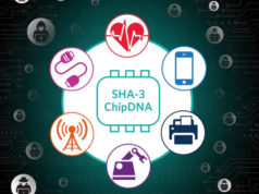 Autentificador con motor criptográfico SHA3-256