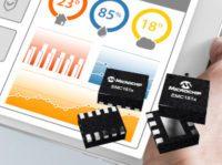 Sensores de temperatura de bajo consumo