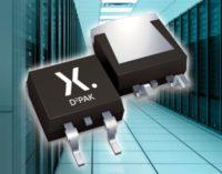 MOSFET para diseños reemplazables sin parar la carga