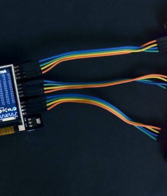 Herramienta para control de dispositivos I²C