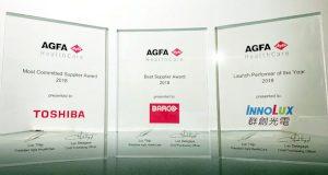 Premios Agfa HealthCare Supplier Excellence