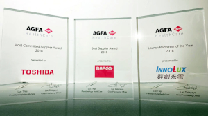 Premios Agfa HealthCare Supplier Excellence