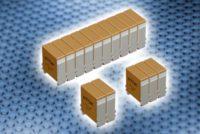 Condensadores cerámicos con tecnología flexible y modular