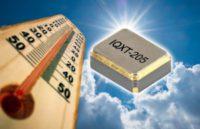 Mini TCXOs y VCTCXOs con amplio rango de temperatura