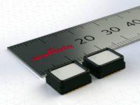 Sensores de tres ejes con salida de ángulo de inclinación