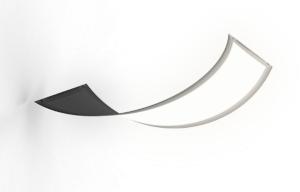 Pantalla de iluminación OLED en cristal flexible