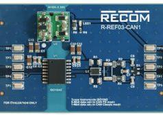 Placa de referencia para transceptor CAN ISO1042