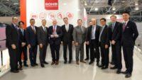 ROHM premia a sus distribuidores del 2017