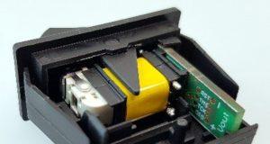 Interruptor con BLE para ahorro de energía
