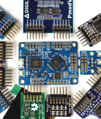 Placa FPGA para enseñanza