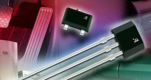 Sensores magnéticos robustos