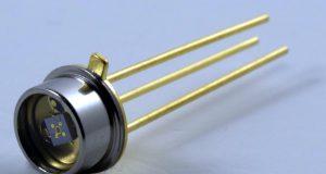 Fotodiodos PIN de banda ancha