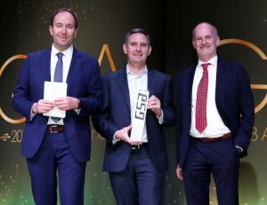 Premio al fabricante de semiconductores más respetado