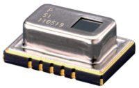 Sensor con tecnología MEMS de infrarrojos