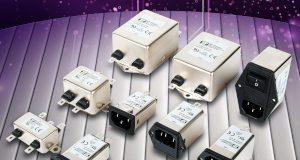 Filtros EMI con entrada IEC