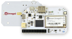 Tarjeta de desarrollo Linux con Wi-Fi y almacenamiento