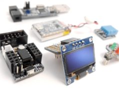 Kit de pantalla OLED para microcontroladores