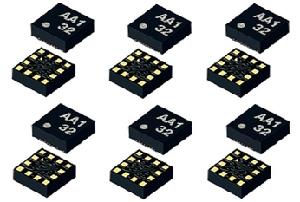 Acelerómetros inteligentes con arquitectura de sensor