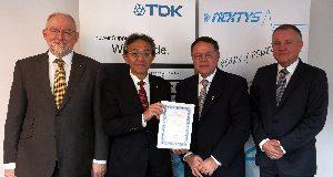 TDK-Lambda adquiere Nextys
