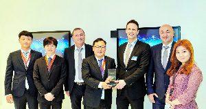 Samwha nombra a Rutronik Mejor Distribuidor 2018