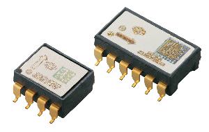 Acelerómetros con tecnología 3D MEMS