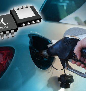 MOSFET para automoción de baja RDS(on) y 40 V