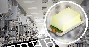 Mini LED blanco de alta fiabilidad