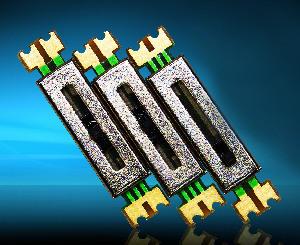 Potenciómetros deslizantes en miniatura