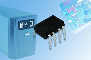 Controlador de MOSFET e IGBT 2,5 A