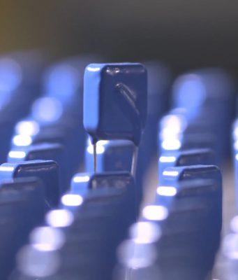 Varistores con tecnología multicapa