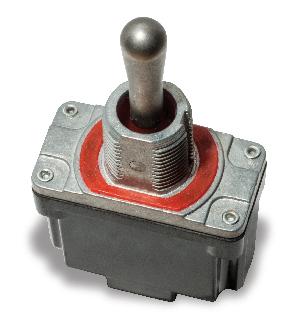Interruptores sellados para entornos húmedos y contaminados