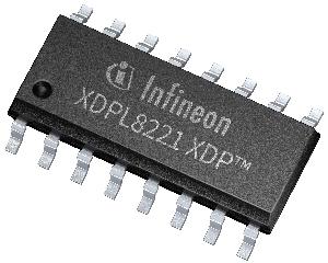 Controlador LED de doble etapa