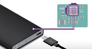 Cargador buck USB-C para aplicaciones de 15 W