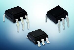 Optoacopladores de dV/dt estática a 1000 V/µs