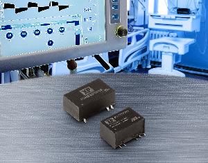 Convertidores médicos homologados DC/DC de XP Power hasta 3 W.