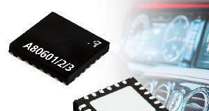 Controladores de retroiluminación LED avanzados