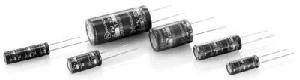 Condensadores híbridos especiales con polímero