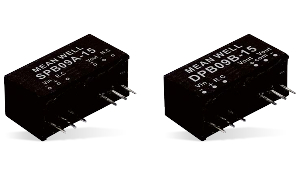 Convertidores en formato SIP8 para circuito impreso