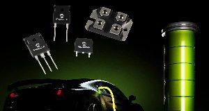 Componentes de potencia con tecnología SiC