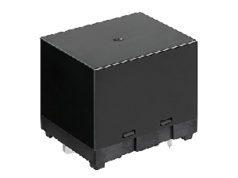 Relés compactos de potencia y alta capacidad