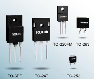 MOSFETs Super Junction de 600 V