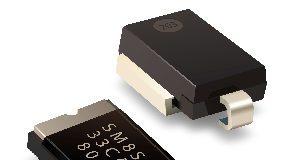 Diodos TVS compactos